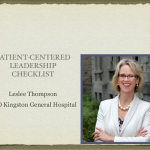 Patient Centered Leadership
